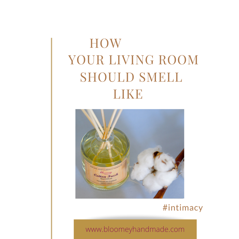 Reed Diffuser: A minimal & stylish way to scent your home!