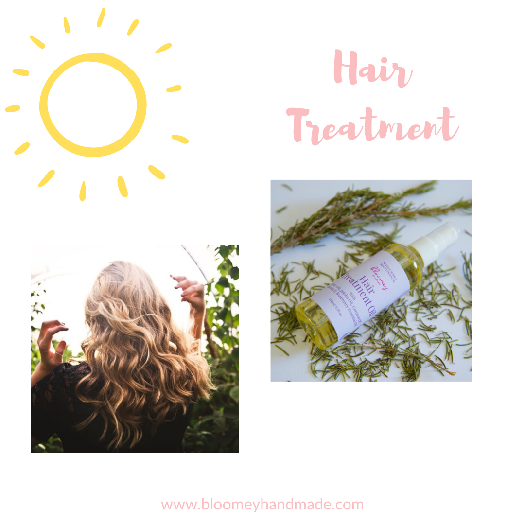 How To Treat Your Hair During Summer