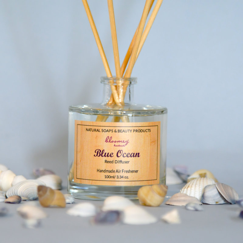 How to make your closet smell amazingly good with scented reed sticks!