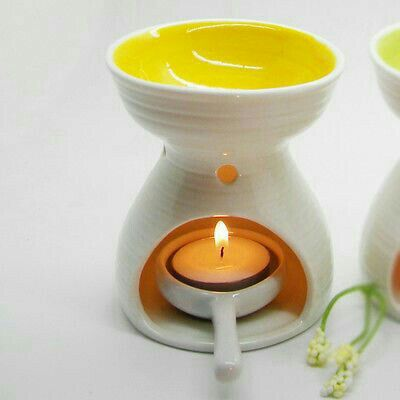 Ceramic or Electric Essential Oil Burner: A natural way to cleanse our space