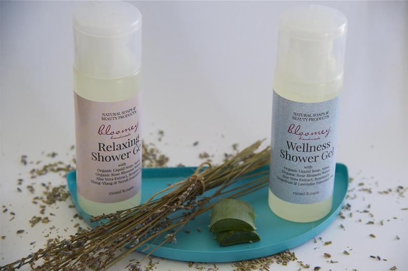 Bloomey Handmade-Aromatherapy Body Washes